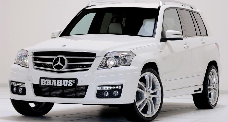 BRABUS для Mercedes-Benz GLK-class (W-X204)