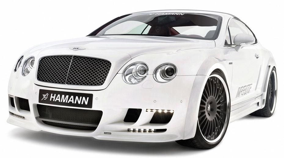 Тюнинг Hamann Imperator для Bentley Continental GT