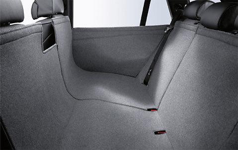 Покрывало для задних сидений Universal для BMW 1 Series F20/F21