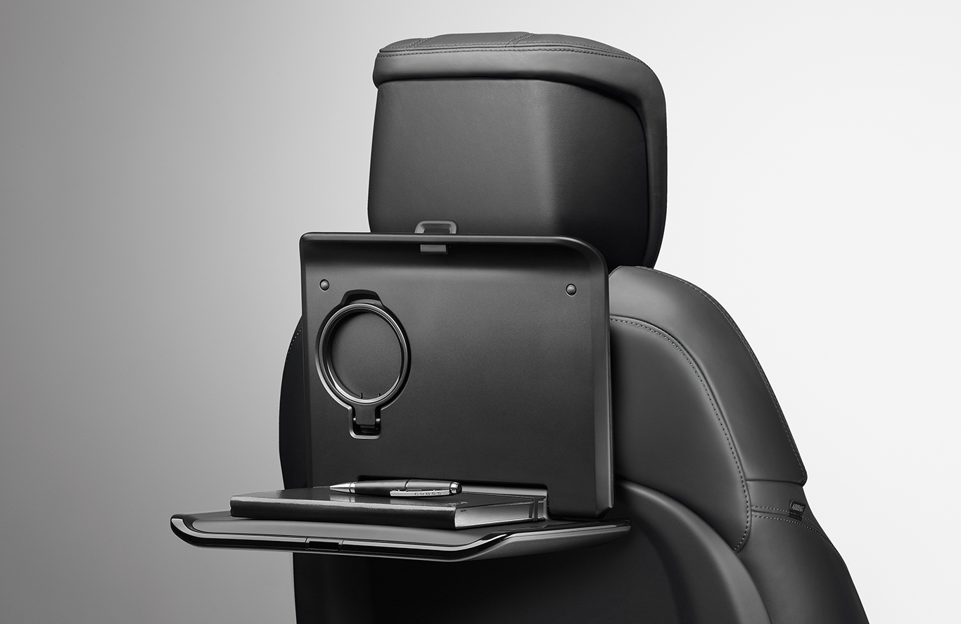 Складной столик Click and Work для Range Rover Evoque