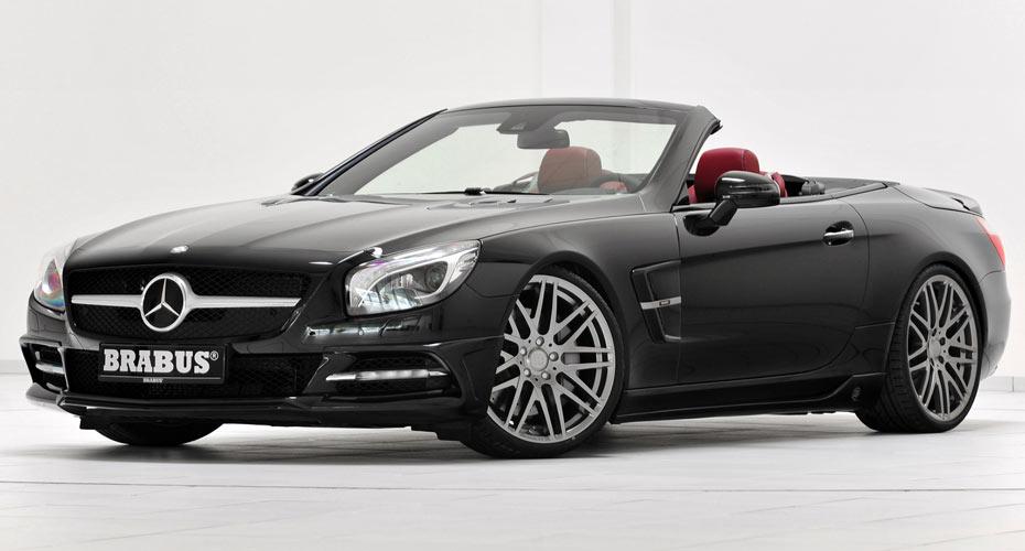 Обвес Brabus для Mercedes SL-class R231