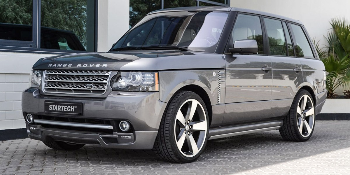 Обвес Startech для Range Rover 2010-2012