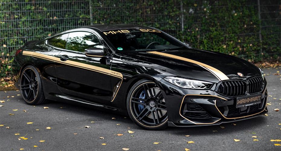 Тюнинг Manhart для BMW 8 Series G15