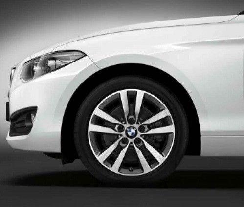 Легкосплавный колесный диск (звездообразные спицы) 655 для BMW 1 Series F20/F21
