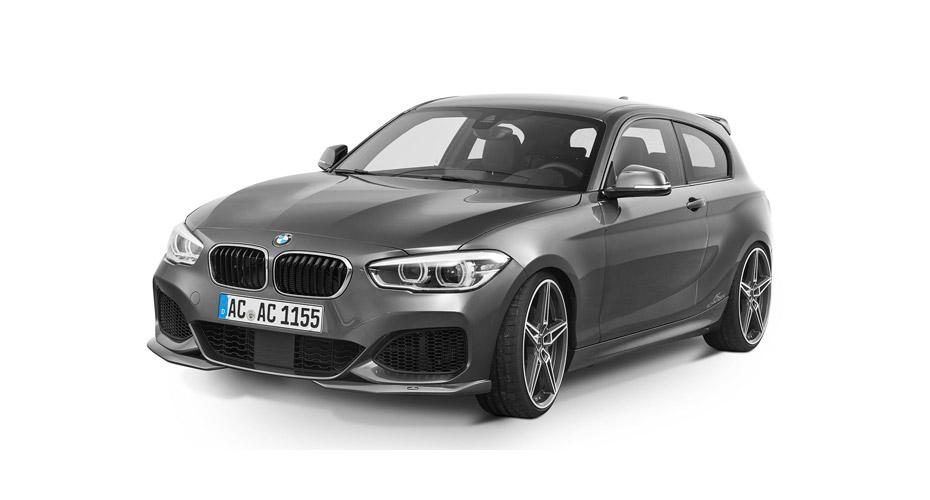 Обвес AC Schnitzer M-Sport (рестайлинг) для BMW 1 Series F20