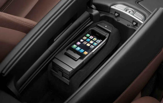 Адаптер Snap-In Music для устройств Apple для BMW 1 Series E81/E87
