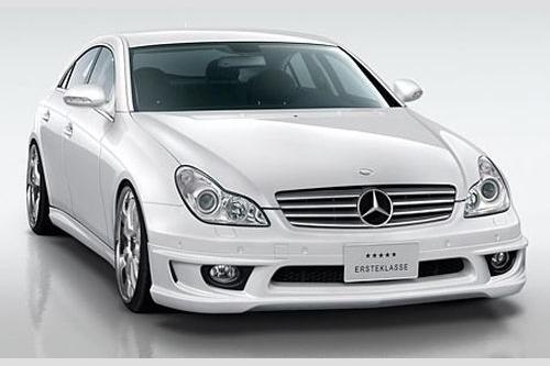 Аэродинамический обвес Kenstyle для Mercedes CLS-class C219