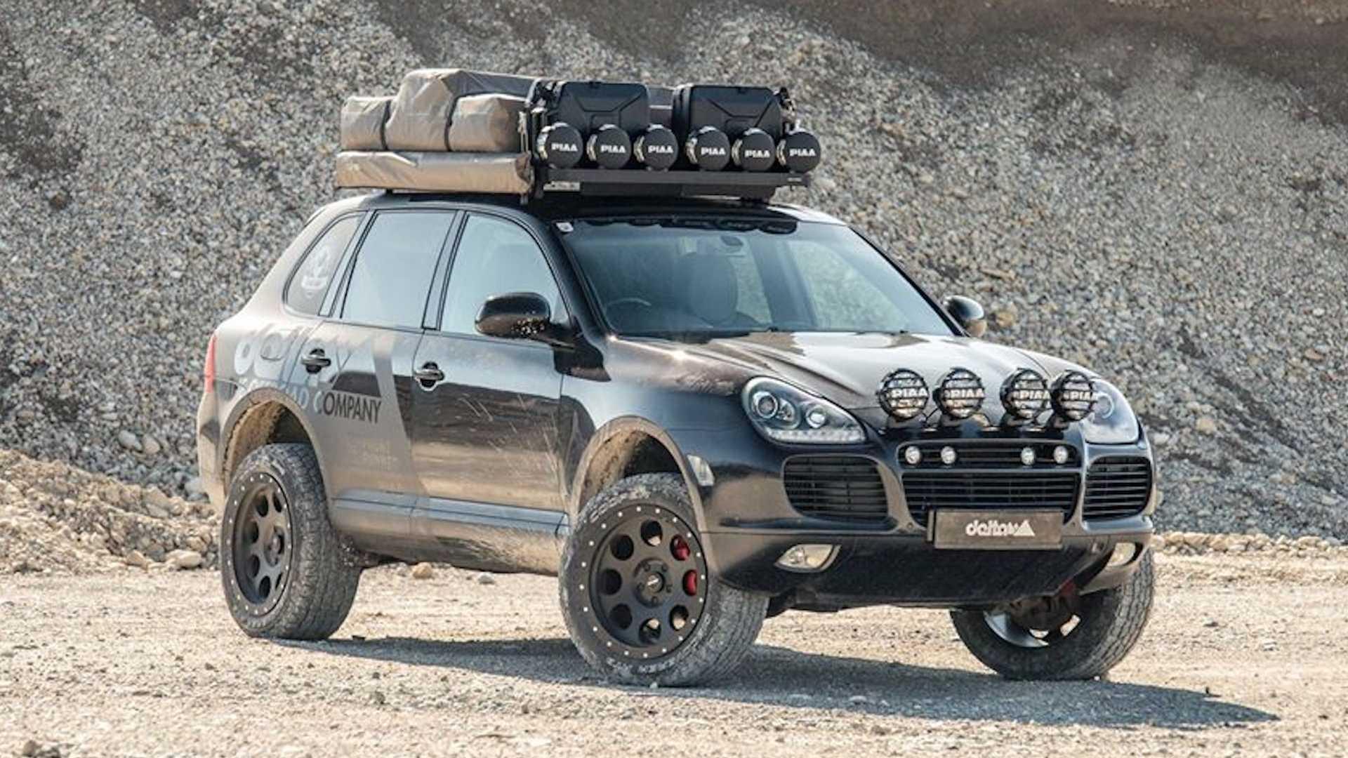 Автомобиль Porsche Cayenne – к трансконтинентальному путешествию готов!