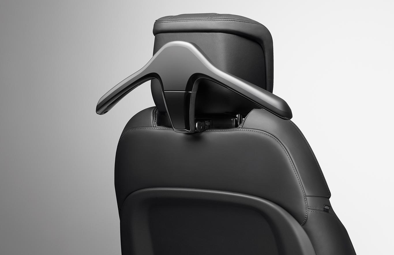 Приспособление Click and Hang для Range Rover Evoque