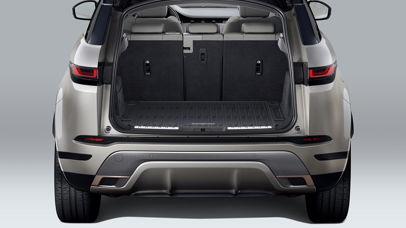 Резиновый коврик для багажного отделения для Range Rover Evoque