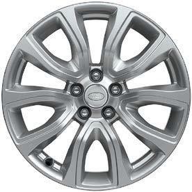 Колесный диск R18 Sparkle Silver для Range Rover Evoque