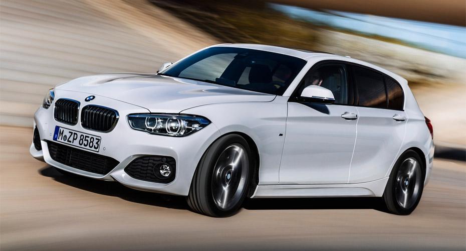 Обвес M-Sport (рестайлинг) для BMW 1 Series F20