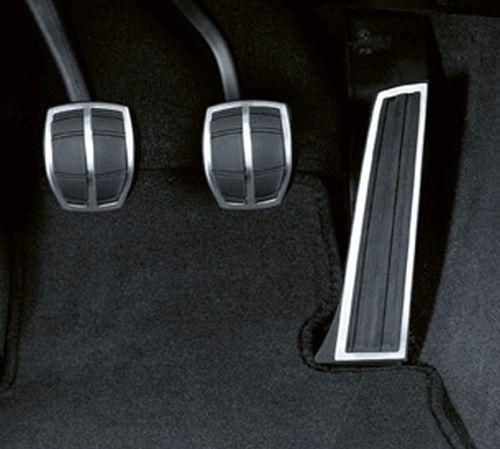 Педали из нержавеющей стали M Performance для BMW 1 Series E81/E87