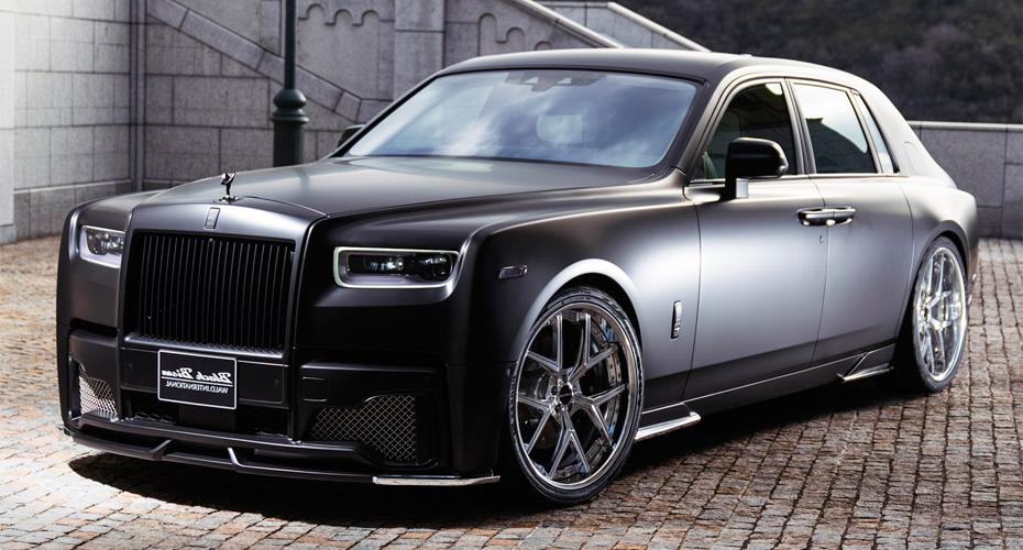 Обвес WALD для Rolls-Royce Phantom 2