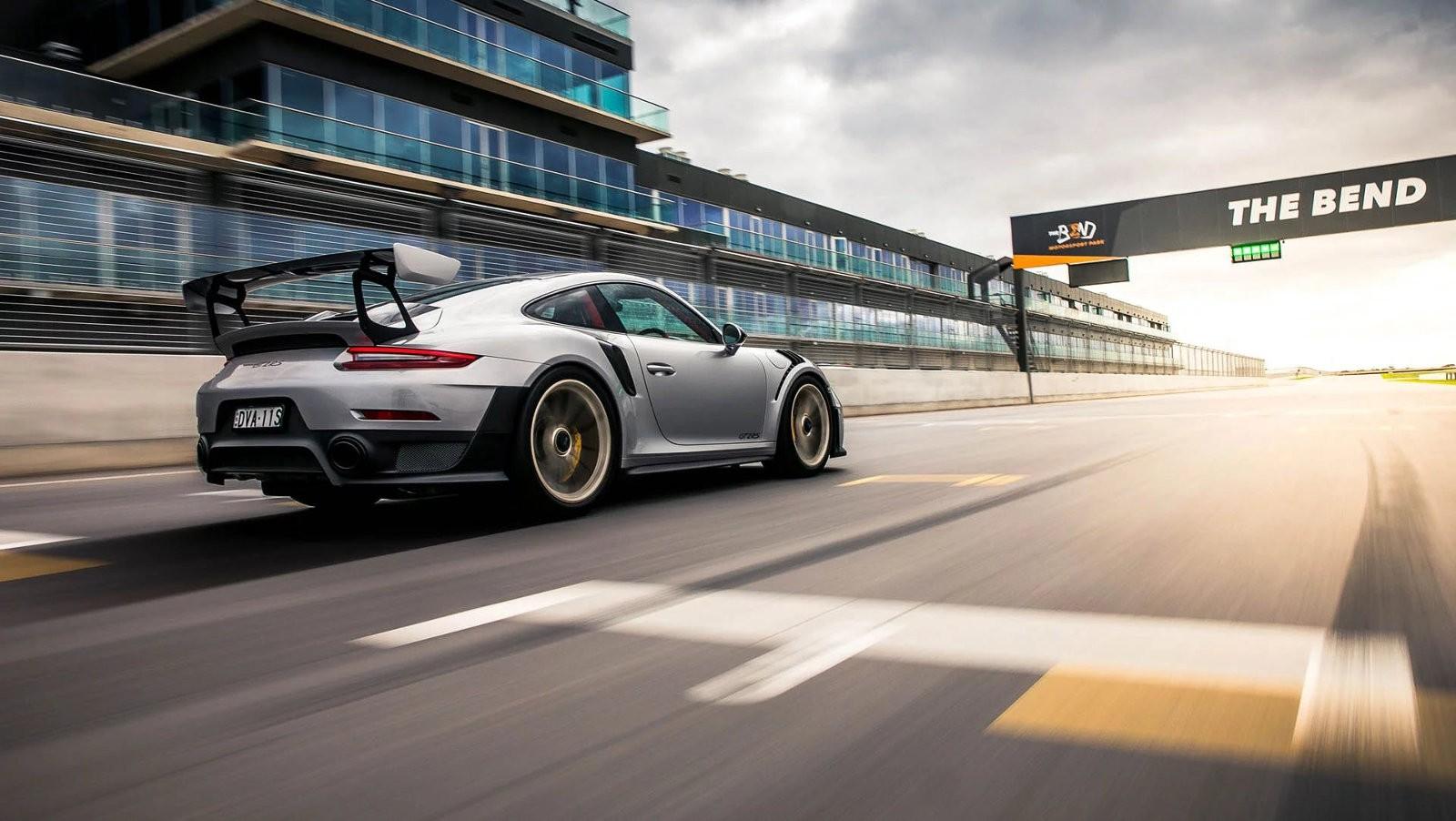Австралия обзавелась автотреком, где машина Porsche уже установила новый скоростной рекорд