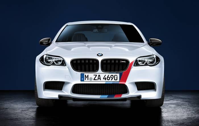 Аэродинамические принадлежности M Performance для BMW X3 M F97