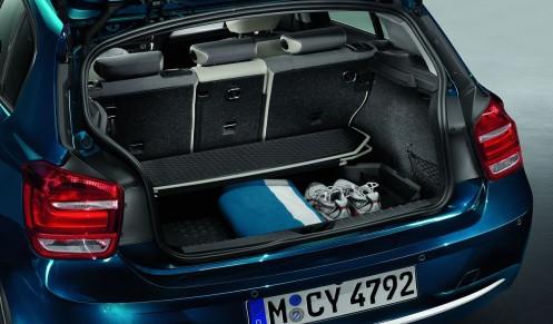 Поддон багажного отделения Urban / Basis для BMW 1 Series F20/F21