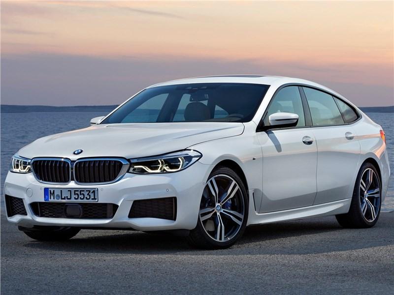 Аэродинамические принадлежности M Performance для BMW 6 Series F06/M6