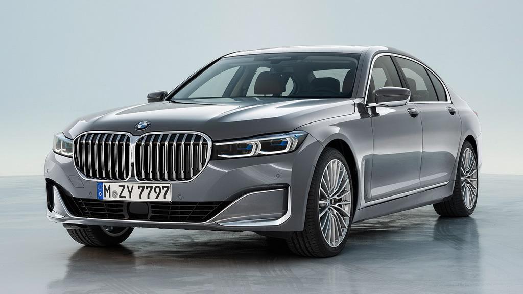 Обвес М-Спорт для BMW 7 Series G11/G12 LCI
