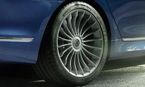 Кованые диски C16 Classic R20 Alpina для BMW 7-Series G11/G12