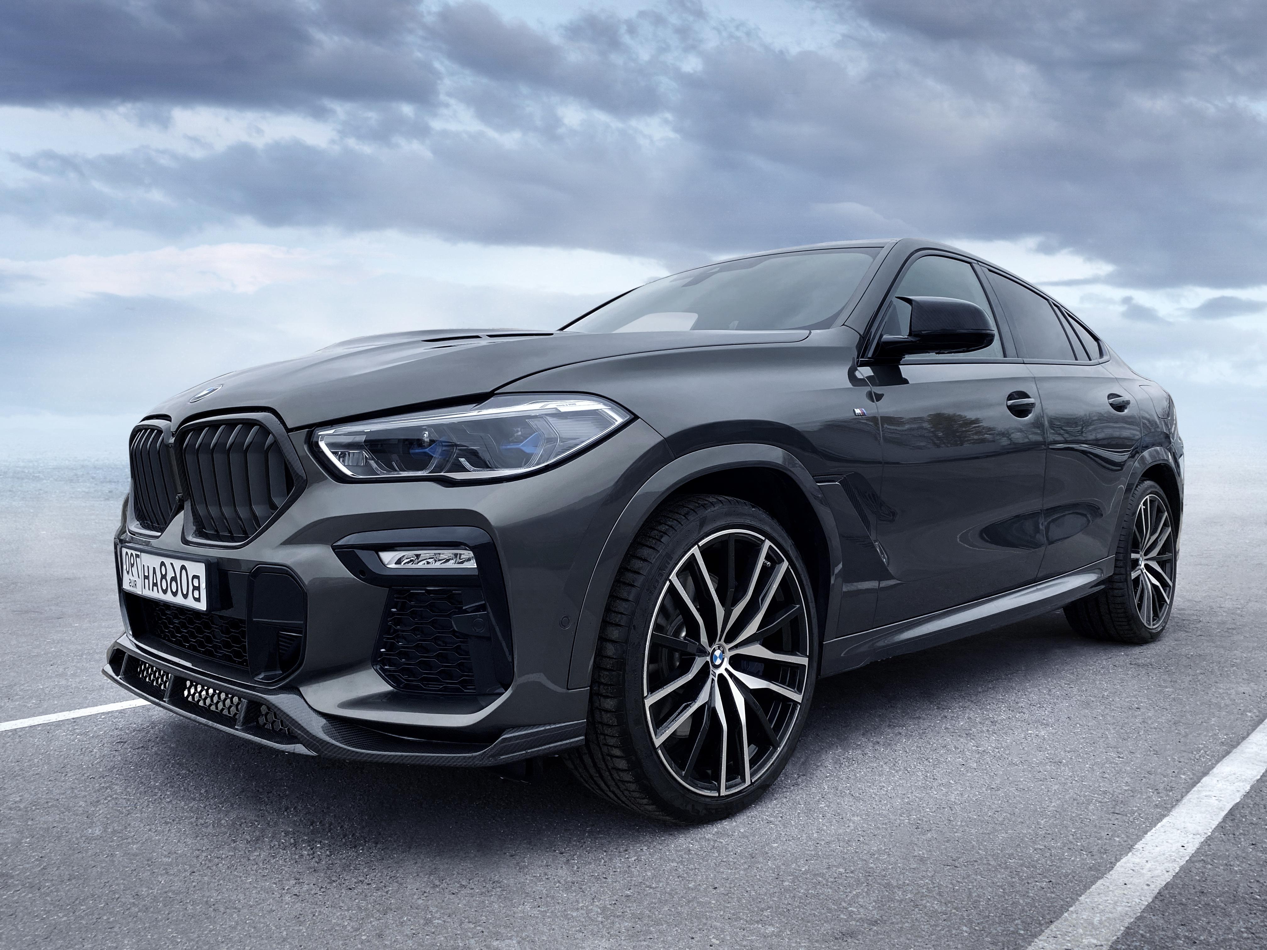 Тюнинг (карбон) Renegade для BMW X6 G06