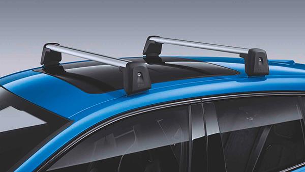 Верхний багажник для BMW 1 Series F40