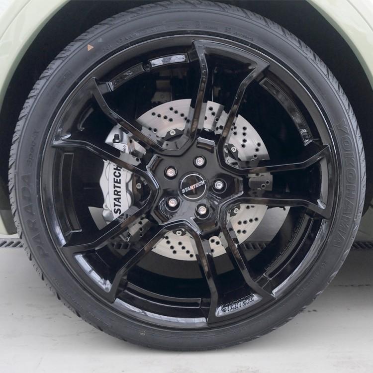 Тормозная система Startech для Range Rover Evoque 2011-