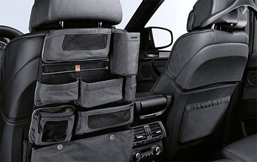 Карман на спинке сиденья Schwarz для BMW X6 F16