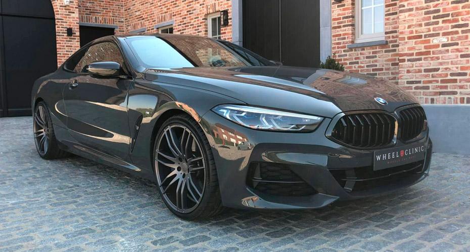 Тюнинг Hamann для BMW 8 Series G15
