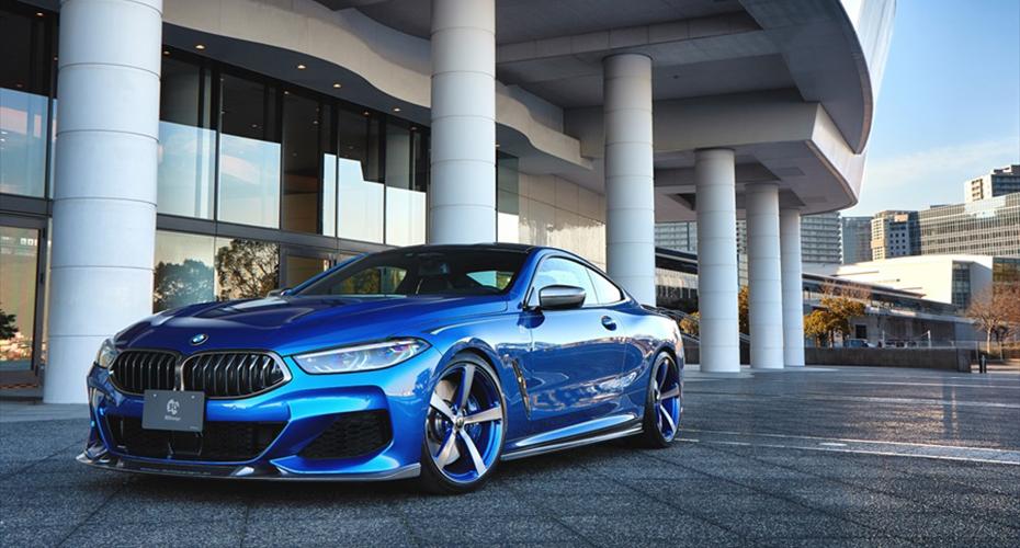 Тюнинг 3D Design для BMW 8 Series G15