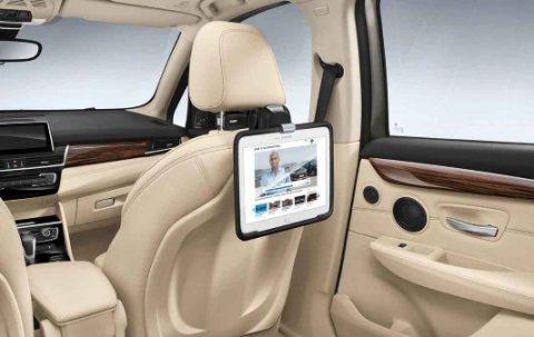 Держатель Samsung Galaxy TAB 3&4 - 10.1 для BMW X5 G05
