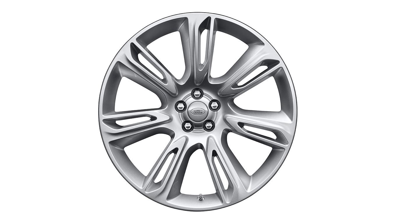 Колесный диск R22 Style 7015 Sparkle Silver для Range Rover Velar