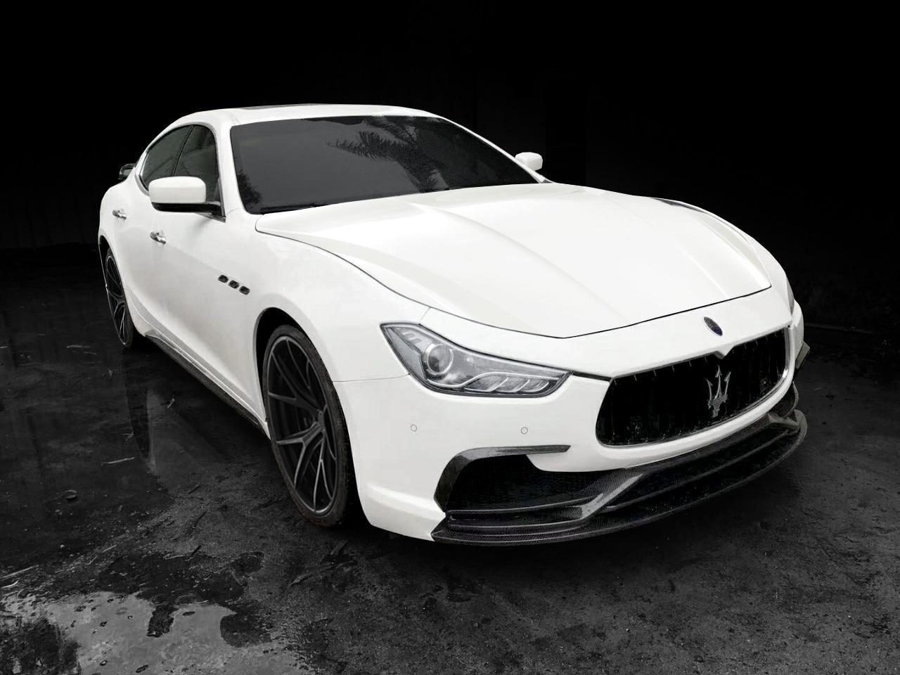Обвес Renegade для Maserati Ghibli