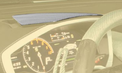 Козырек приборной панели (карбон) Mansory для Lamborghini Huracan
