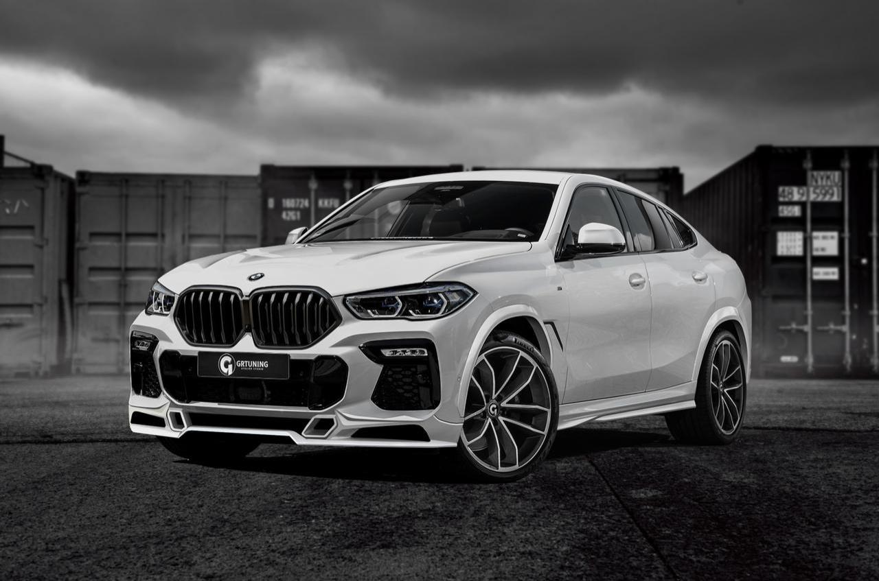 Тюнинг GRT для BMW X6M F96