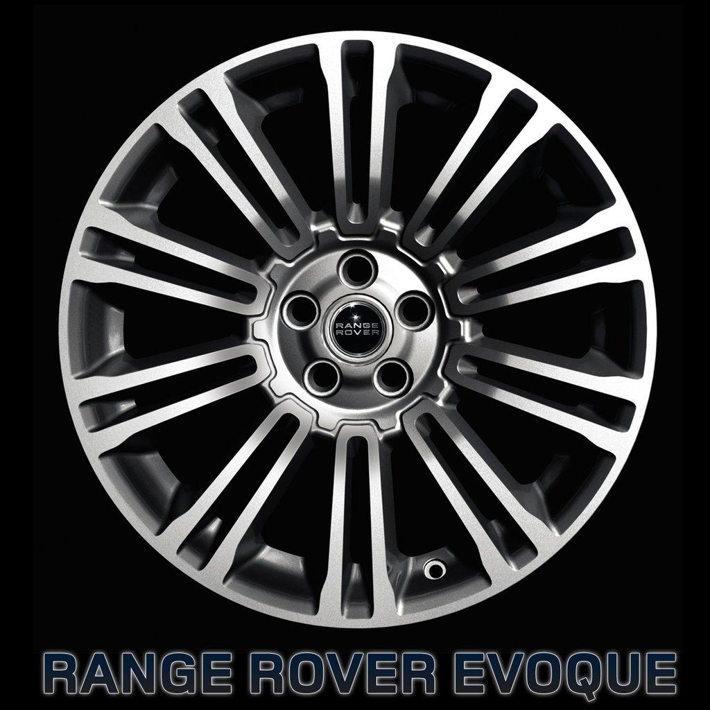Колесный диск R19 Diamond Turned для Range Rover Evoque