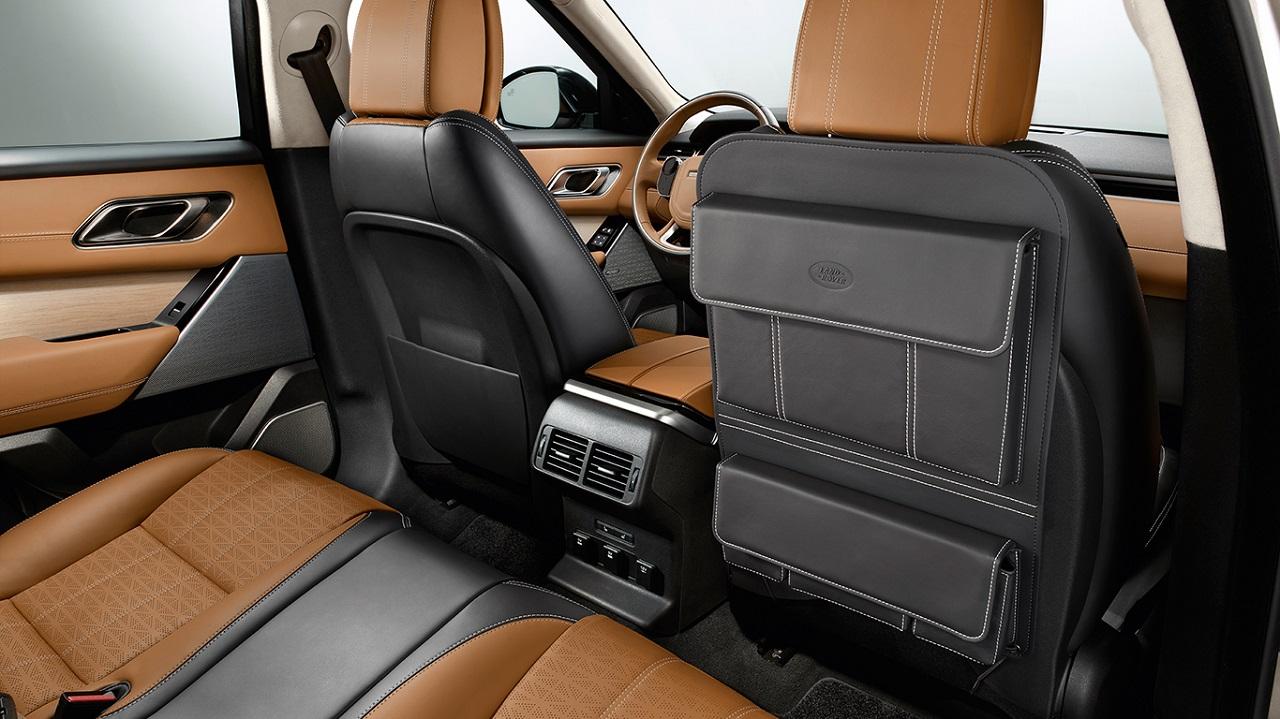 Вещевой отсек для спинки переднего сиденья для Range Rover Evoque