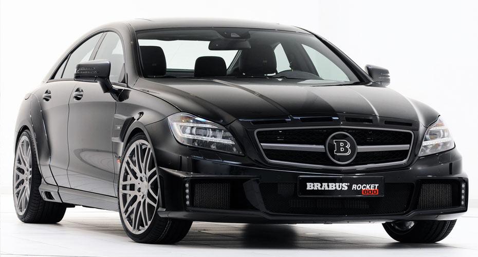 Обвес Brabus Rocket AMG для Mercedes CLS-class C218