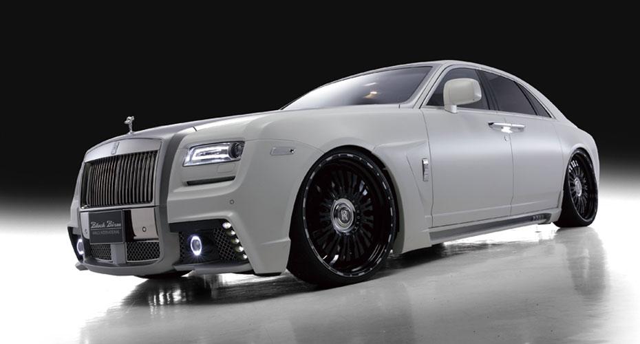 Обвес WALD Black Bison для Rolls-Royce Ghost