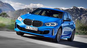 Передний бампер M-Sport для BMW 1 Series F40