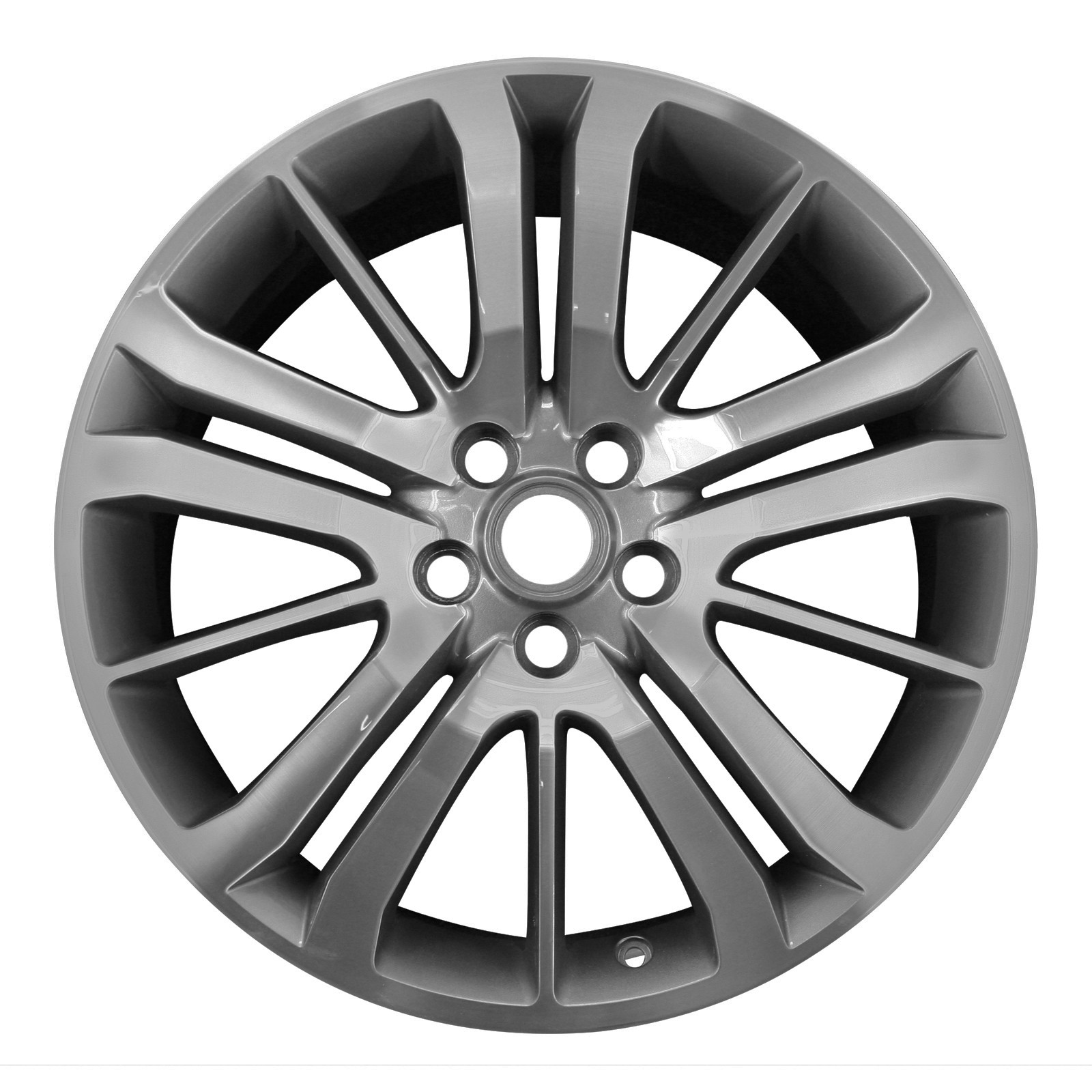 Колесный диск R20 Style 4 Diamond Turned Anthracite для Range Rover Sport 2010-2014