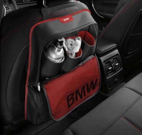 Карман на спинке сиденья Sport для BMW 1 Series F40