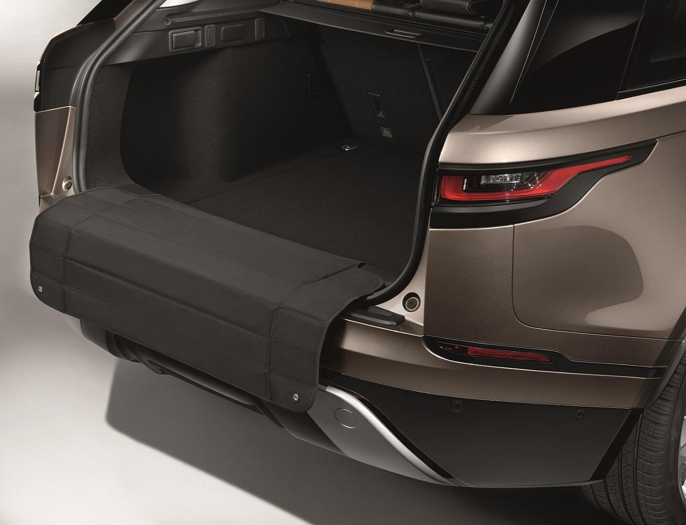 Мягкая защита заднего бампера при погрузке багажа для Range Rover Evoque
