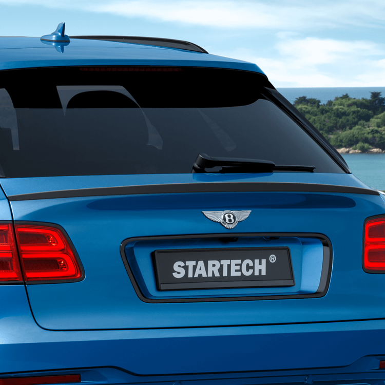 Спойлер Startech для Bentley Bentayga 2016-