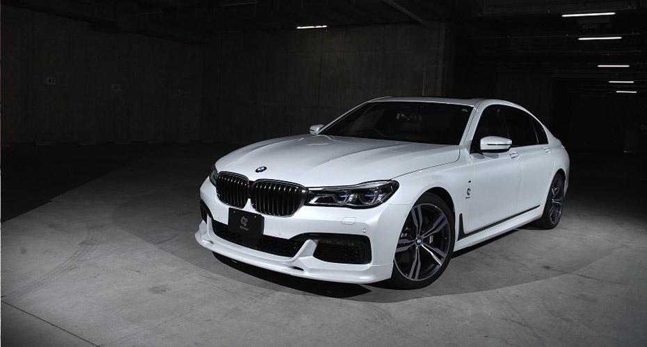 Тюнинг 3D Design для BMW 7-Series G11/G12