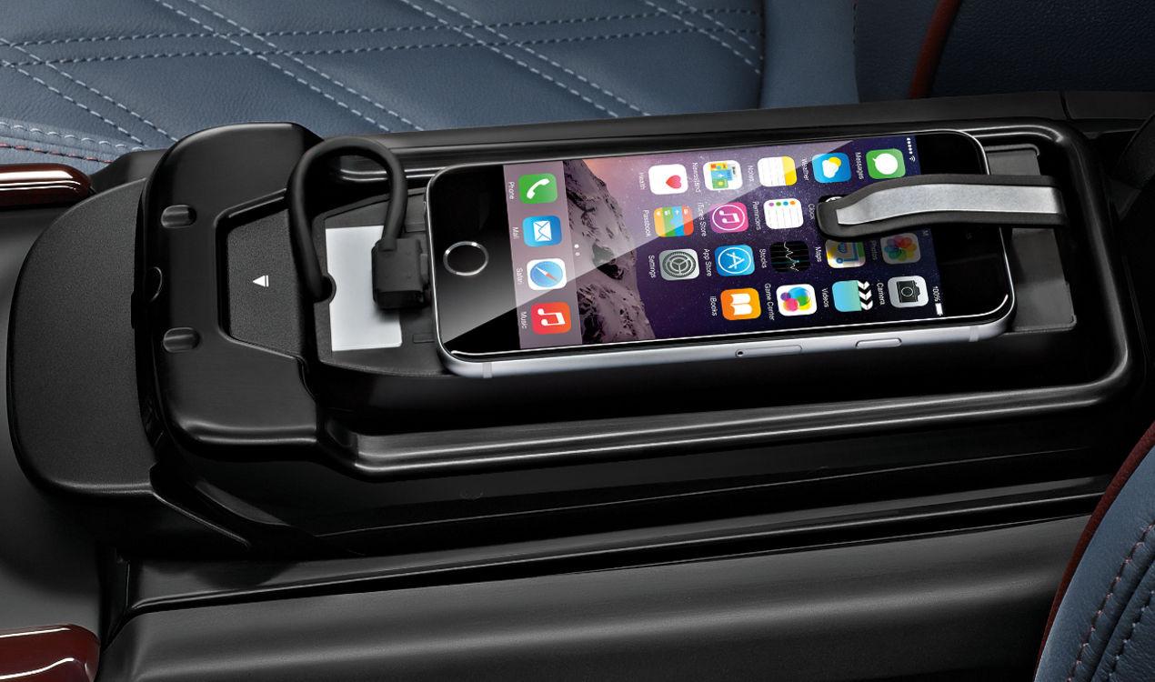 Адаптер Snap-In Connect (универсальный) для устройств Apple для BMW 1 Series F20/F21