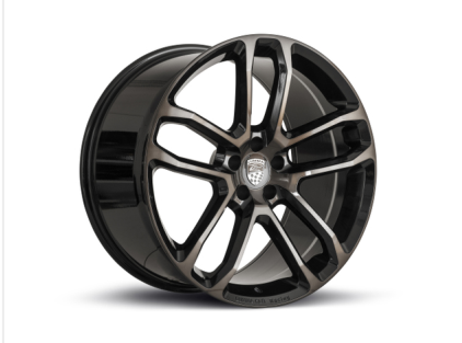 Колесный диск R21 LUMMA для Audi Q8 S