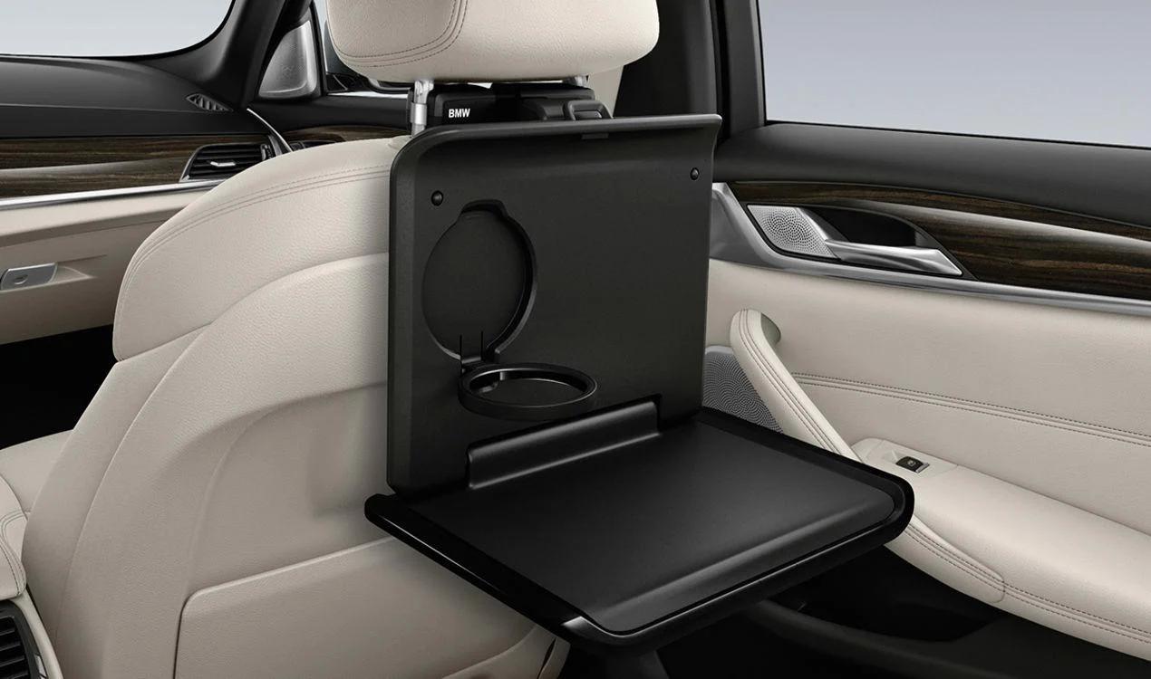 Накопительный стол (черный) Travel & Comfort для BMW 1 Series F40