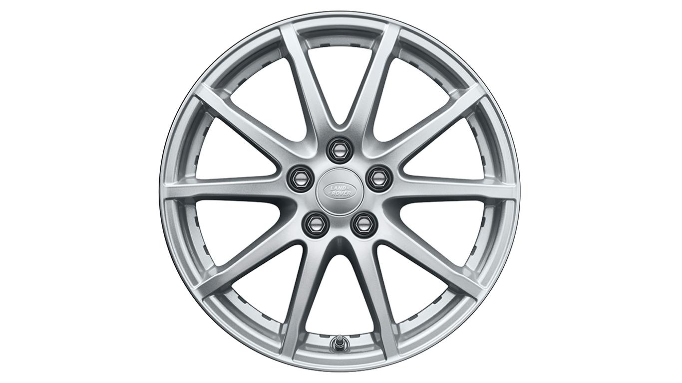 Колесный диск R17 Sparkle Silver для Range Rover Evoque