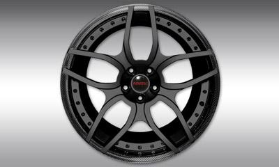 Колесные диски NL 1 (цвет на выбор, с карбоновым ободом R20 Novitec для Lamborghini Huracan LP 610